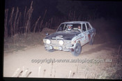 Southern Cross Rally 1971 - Code - 71-T-SCross-077