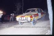 Southern Cross Rally 1971 - Code - 71-T-SCross-079