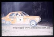 Southern Cross Rally 1971 - Code - 71-T-SCross-088