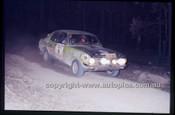 Southern Cross Rally 1971 - Code - 71-T-SCross-090
