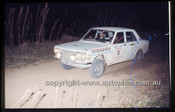 Southern Cross Rally 1971 - Code - 71-T-SCross-092