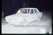 Southern Cross Rally 1971 - Code - 71-T-SCross-096