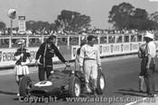 62510 - J. Clark Lotus 21 Climax -  Sandown 1962