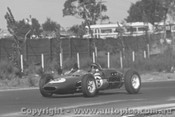 62511 - J. Clark Lotus 21 Climax -  Sandown 1962