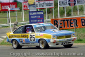 77733  -  Peter Brock / Philip Brock  -  Bathurst 1977 - Holden Torana A9x