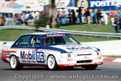 86742  -  P. Brock / A. Moffat  -  Bathurst 1986 - Commodore VK