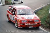 87726  - A. Miedecke / D. Smith   Ford Sierra - Bathurst 1987