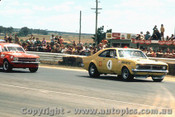 71086 - Norm Beechey Holden Monaro  J. Harvey Holden Torana - Calder 1971