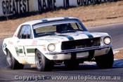 71085 - Ian  Pete  Geoghegan Ford Mustang - Oran Park 1971