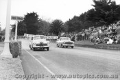 58005 - J. Reaburn FX Holden - Geelong Speed Trials 1958