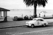 59001 - R. Gibbs - Sabina Holden - Geelong Speed Trials 1959