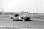62405 - Allan Moffat Triumph TR3A - Calder 24th February 1963
