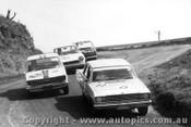 68726 - Hodgins / Pomroy Valiant V8 Auto - Roxburgh / Whiteford Datsun 1600  - Tuckey / Grice Fiat 124s - Bathurst 1968