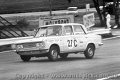 68728 - Kable / Kearns Fiat 125 - Bathurst 1968