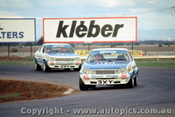 77013 - Peter Brock & Phillip Brock Holden Torana L34  - Calder 1977