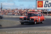 72087 - Murray Carter Ford Falcon GTHO - Calder 1972