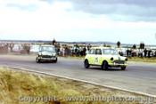 65042 - R. Grose & J. Harvey Austin  Cooper S  -  Calder 1965