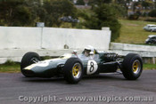 66552 - Jim Palmer Lotus 32B Climax - Tasman Series Sandown 1966