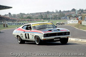 77009 - Allan Moffat Ford Falcon XC - Sandown 1977