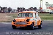 73063 - J. Dellaca Morris Cooper S - calder 1973
