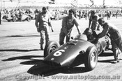 61511 - D. Gurney  BRM P48 - Ballarat Air Strip 1961