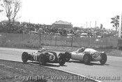 62518 - J. Surtees Cooper / J. Roxburgh Cooper - Sandown 1962