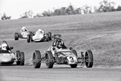 Graham Benson, G.A.S. Vee - Oran Park 6th July 1980  - Code - 80-OP06780-100