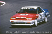 89007 - M. Skaife Nissan Skyline Amaroo 1989