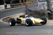 68539 - K. Bartlett  Alfa Rmeo Brabham V8 - Bathurst 1968