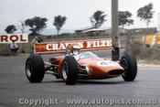 Max Stewart Rennmax Cosworth T/C - Bathurst 1968