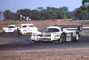 84419 - T. Boutsen / D. Hobbs Porsche 956T - Final Round of the World Sports Car Championship - Sandown 1984