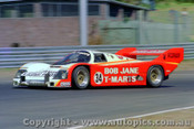 84407 - A. Miedecke / C. Bond Porsche 956T - Final Round of the World Sports Car Championship - Sandown 1984
