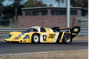 84409 - D. Schornstein / J. Winter l Porsche 956T - Final Round of the World Sports Car Championship - Sandown 1984