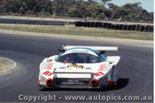 84411 - R. Anderson Lola T610 - Final Round of the World Sports Car Championship - Sandown 1984