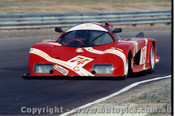 84413 - F. Jellinski Gebhardt 843DFV - Final Round of the World Sports Car Championship - Sandown 1984