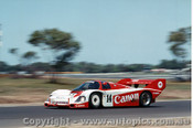 84416 - J. Palmer / J. Lammers  Porsche 956T - Final Round of the World Sports Car Championship - Sandown 1984