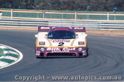 88404 - J. Lammers / J. Dumfries Jaguar XJR9 - Final Round of the World Sports Car Championship - Sandown 1988