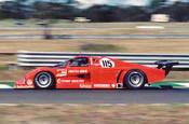 88408 - G. Seton / A. Abrahamms Ada Cosworth 02  - Final Round of the World Sports Car Championship - Sandown 1988