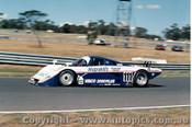 88409 - T. Thorrkild / E. Salazar Spice Cosworth SE88  - Final Round of the World Sports Car Championship - Sandown 1988