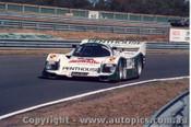 88410 - T. Lee-Davey / T. Dodd-Noble Porsche 962C  - Final Round of the World Sports Car Championship - Sandown 1988