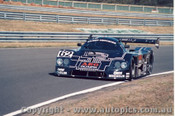 88411 - M. Baldi / S. Johansson Sauber - Mercedes C-9 - Final Round of the World Sports Car Championship - Sandown 1988