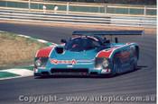 88412 - J. Messaoudi / P. Rousselot Argo - JM19c - Final Round of the World Sports Car Championship - Sandown 1988