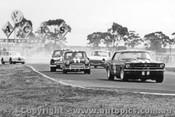 65043 - Beechey Mustang / Manton Morris Cooper S / McKeown Lotus Cortina  - Calder 1965