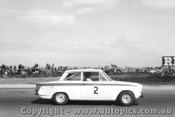 65044 - Allan Moffat Lotus Cortina -  Calder 1965