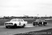65046 - D. Toffolon Zephyr / Norm Beechey Hillman Imp - Calder 1966