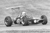 69538 - A. Stewart Lynx  -  Oran Park 1969  Slightly Damaged Negative  - Photographer David Blanch
