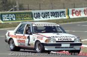 82713 - S. Masterton / B. Stewart  Ford Falcon XD - Bathurst 1982
