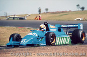 91501 - M. Larkham  Formula Holden - Eastern Creek 1991