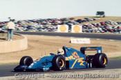 93506 - M. Larkham  Formula Holden - Eastern Creek 1993