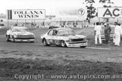 76025 - I. Diffen Chev Torana /  G. Appleton Ford Capri - Calder 1976
